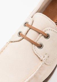 Tamaris - WOMS LACE-UP - Chaussures bateau - antelope - 2