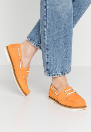 LACE-UP - Sejlersko - orange