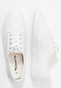 Tamaris - Sneakers laag - white - 3