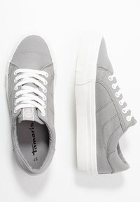 Tamaris - LACE-UP - Trainers - grey - 3