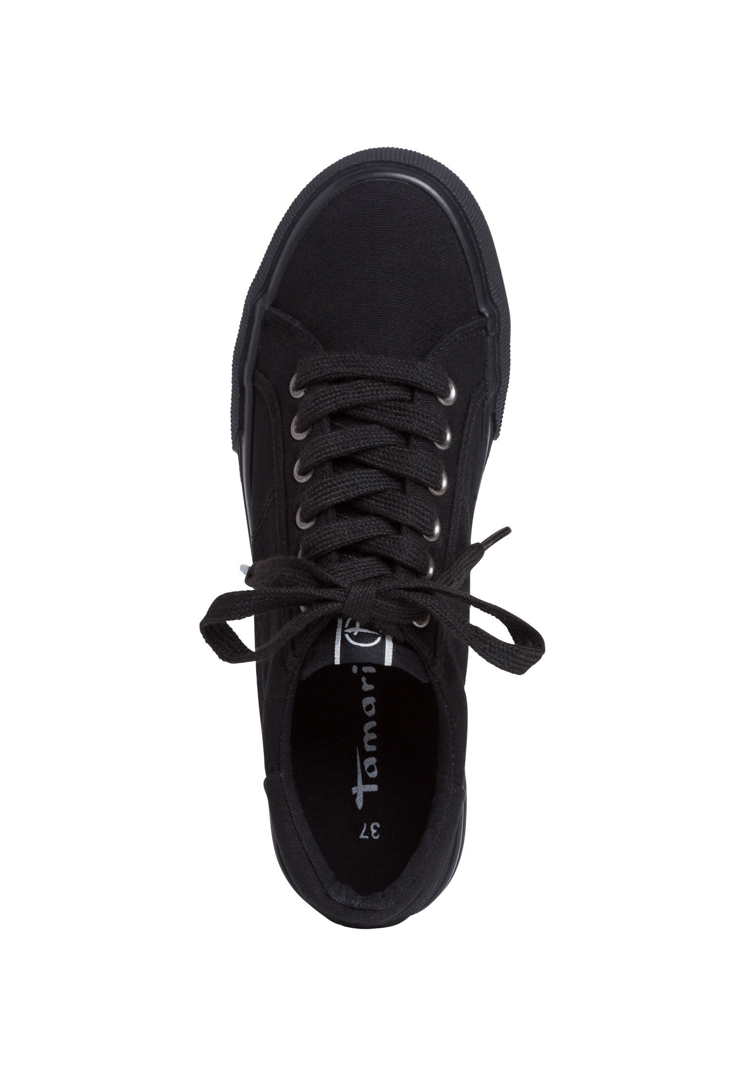Tamaris Lace-up - Sneakers Black