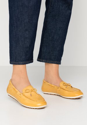 WOMS SLIP-ON - Chaussures bateau - sun