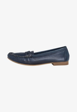 WOMS SLIP-ON - Slip-ons - navy