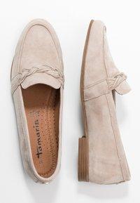 Tamaris - Nazouvací boty - taupe - 3