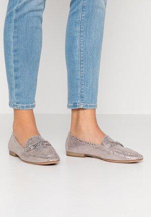 Nazouvací boty - dune