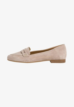 TAMARIS SLIPPER - Instappers - taupe