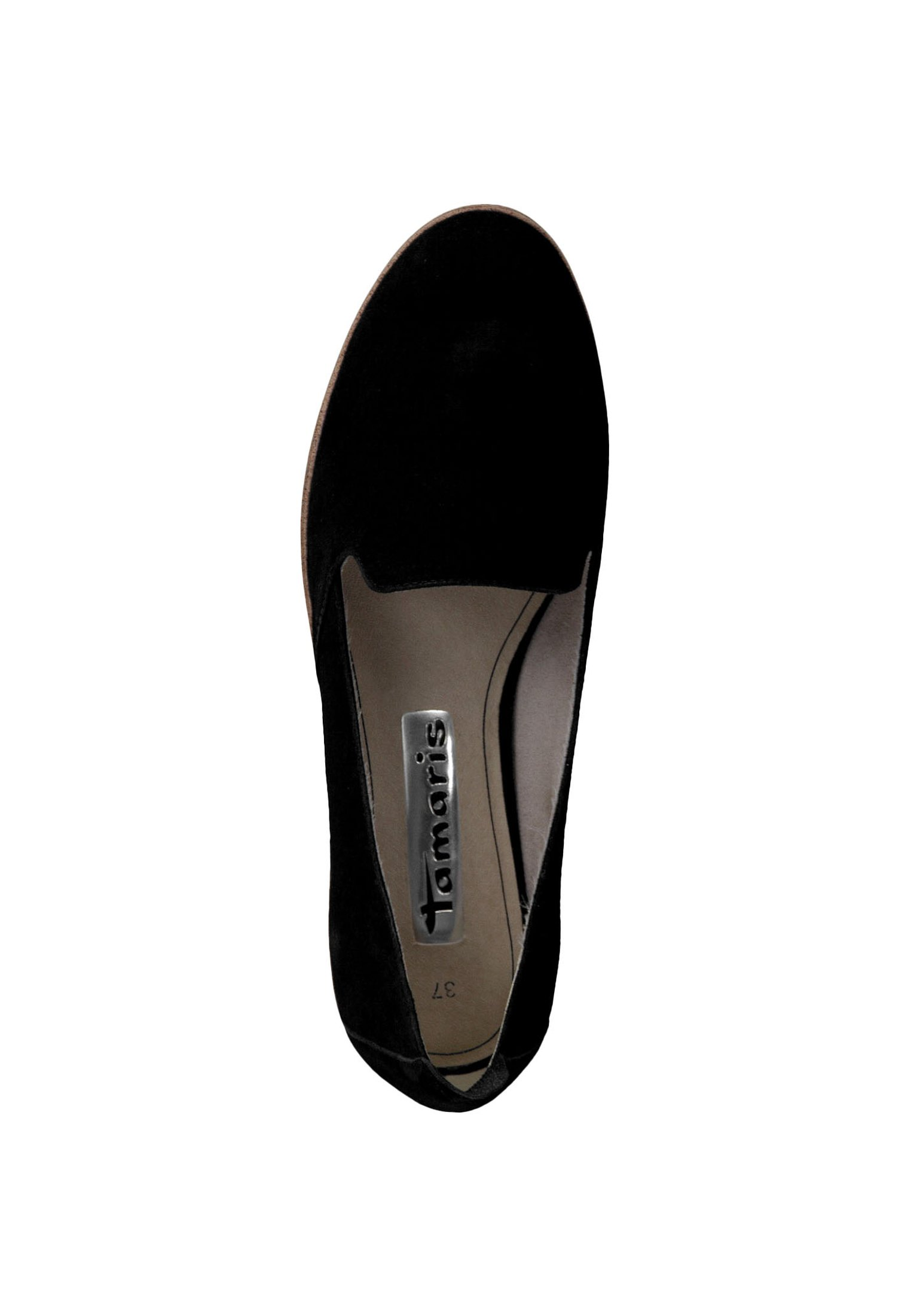 Tamaris Mocassins - Black