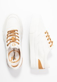 Tamaris - LACE UP - Sneakers laag - shell - 3