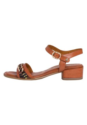 Sandals - cognac 305