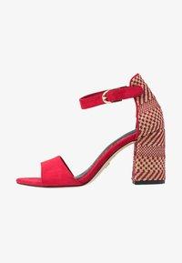 Tamaris - High heeled sandals - lipstick - 1