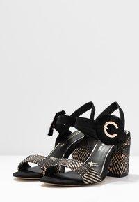 Tamaris - High Heel Sandalette - black - 4