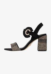 Tamaris - High Heel Sandalette - black - 1