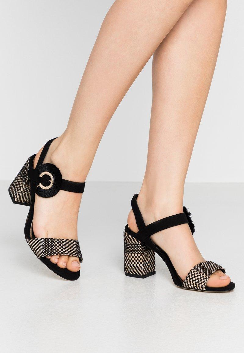 Tamaris - High Heel Sandalette - black