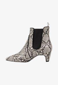 Tamaris - Kotníkové boty - grey - 1