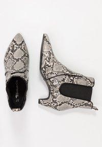 Tamaris - Kotníkové boty - grey - 3