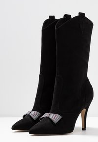 Tamaris - High heeled boots - black