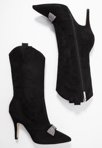 Tamaris - High heeled boots - black - 3