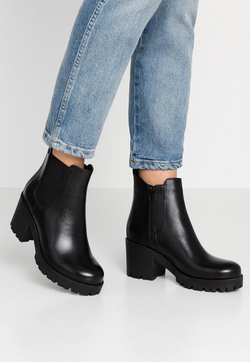 Tamaris - Ankelboots - black