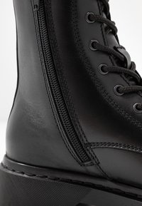Tamaris - Bottines à plateau - black - 2