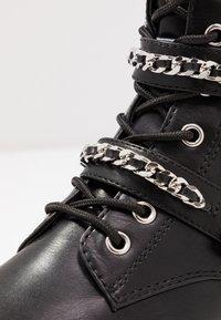 Tamaris - Cowboystøvletter - black - 2