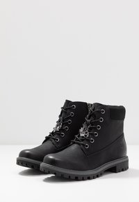 Tamaris - Veterboots - black - 4