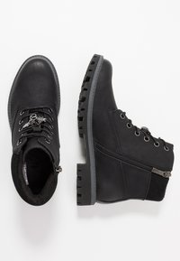 Tamaris - Veterboots - black - 3