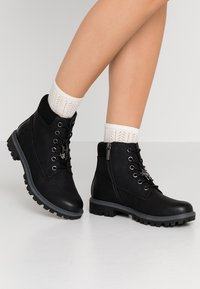 Tamaris - Veterboots - black - 0