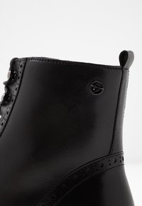 Tamaris - Bottines à lacets - black - 2