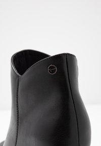 Tamaris - High Heel Stiefelette - black - 2