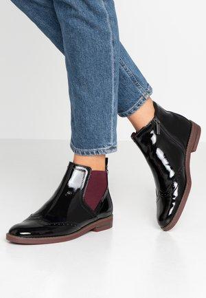 DA.-STIEFEL - Korte laarzen - black