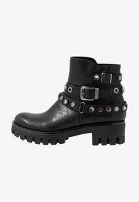 Tamaris - Cowboystøvletter - black - 1