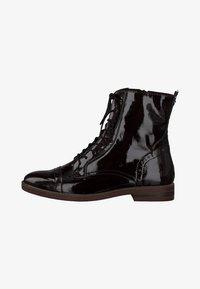 Tamaris - WOMS BOOTS - Veterboots - mottled black - 1
