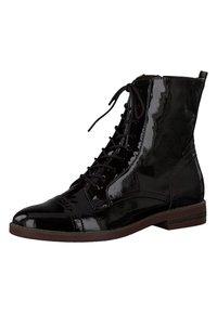 Tamaris - WOMS BOOTS - Veterboots - mottled black - 3