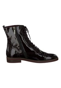 Tamaris - WOMS BOOTS - Veterboots - mottled black - 5