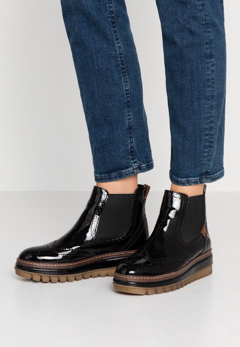 Tamaris - Ankle Boot - black
