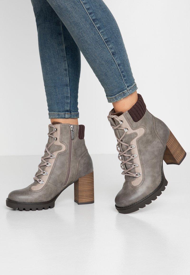 Tamaris Talons Steel À Boots CWrBxode