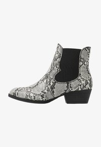 Tamaris - Kovbojské/motorkářské boty - grey - 1