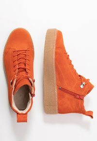 Tamaris - Kotníková obuv - orange - 3