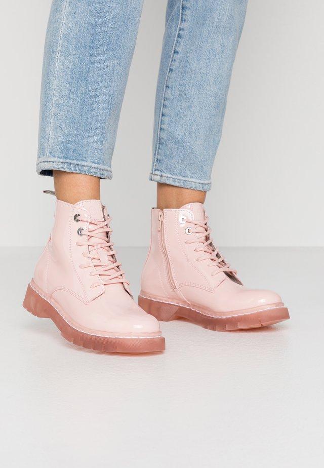 Ankelboots - rose