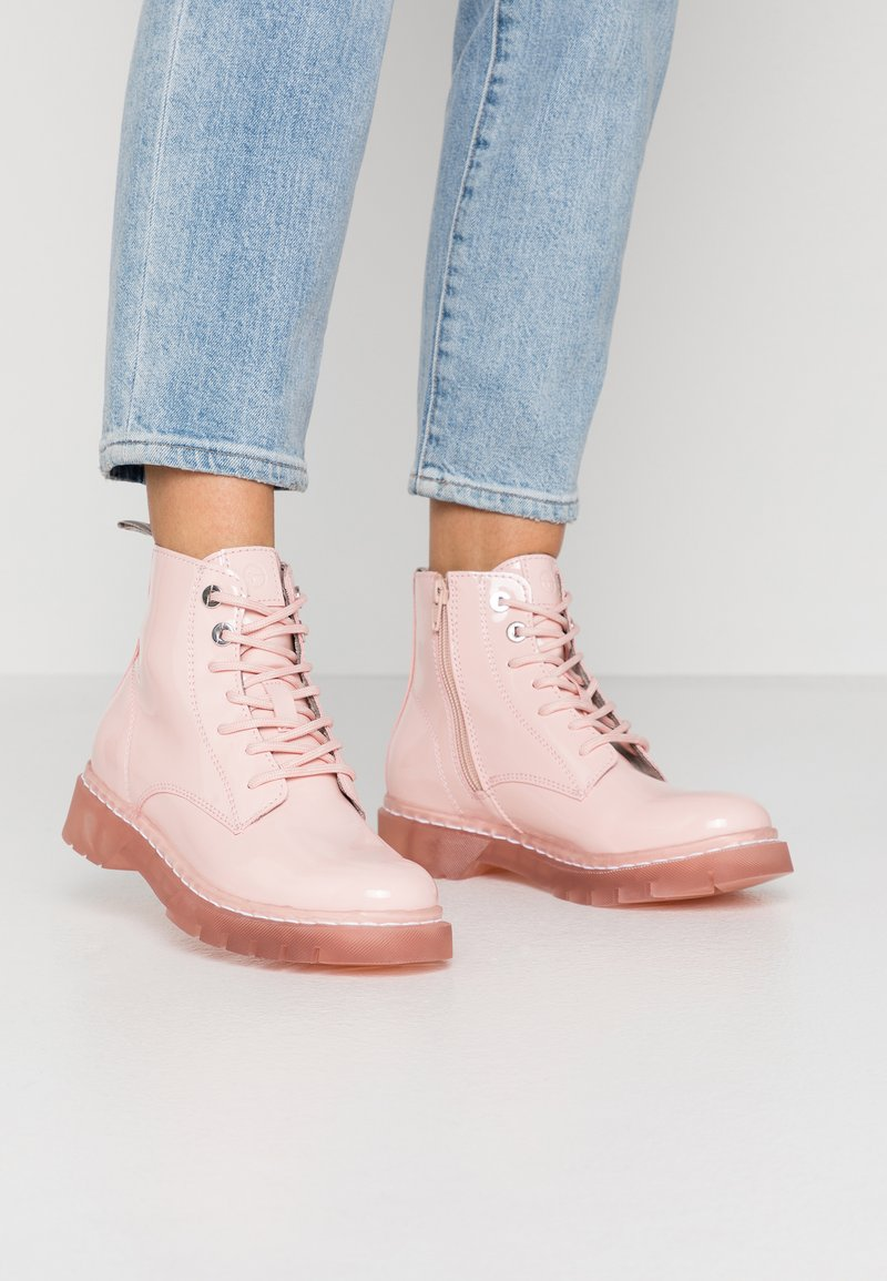 Tamaris - Ankle boots - rose