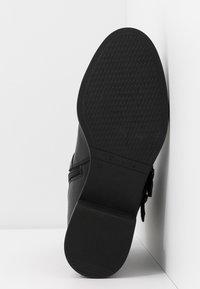 Tamaris - WOMS BOOTS - Kovbojské/motorkářské boty - black - 6