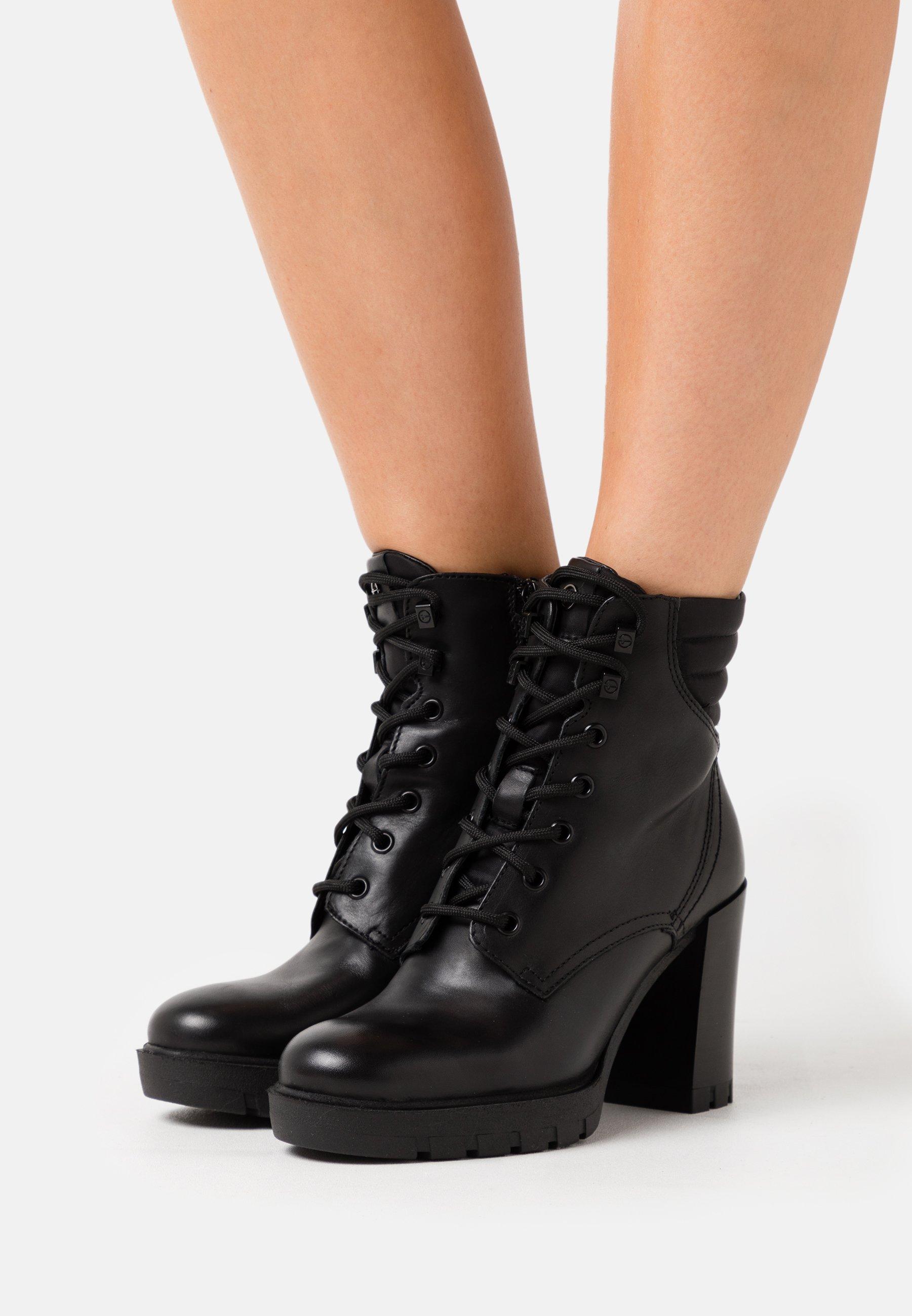Alta qualità Scarpe da Donna Tamaris BOOTS Stivaletti con tacco black