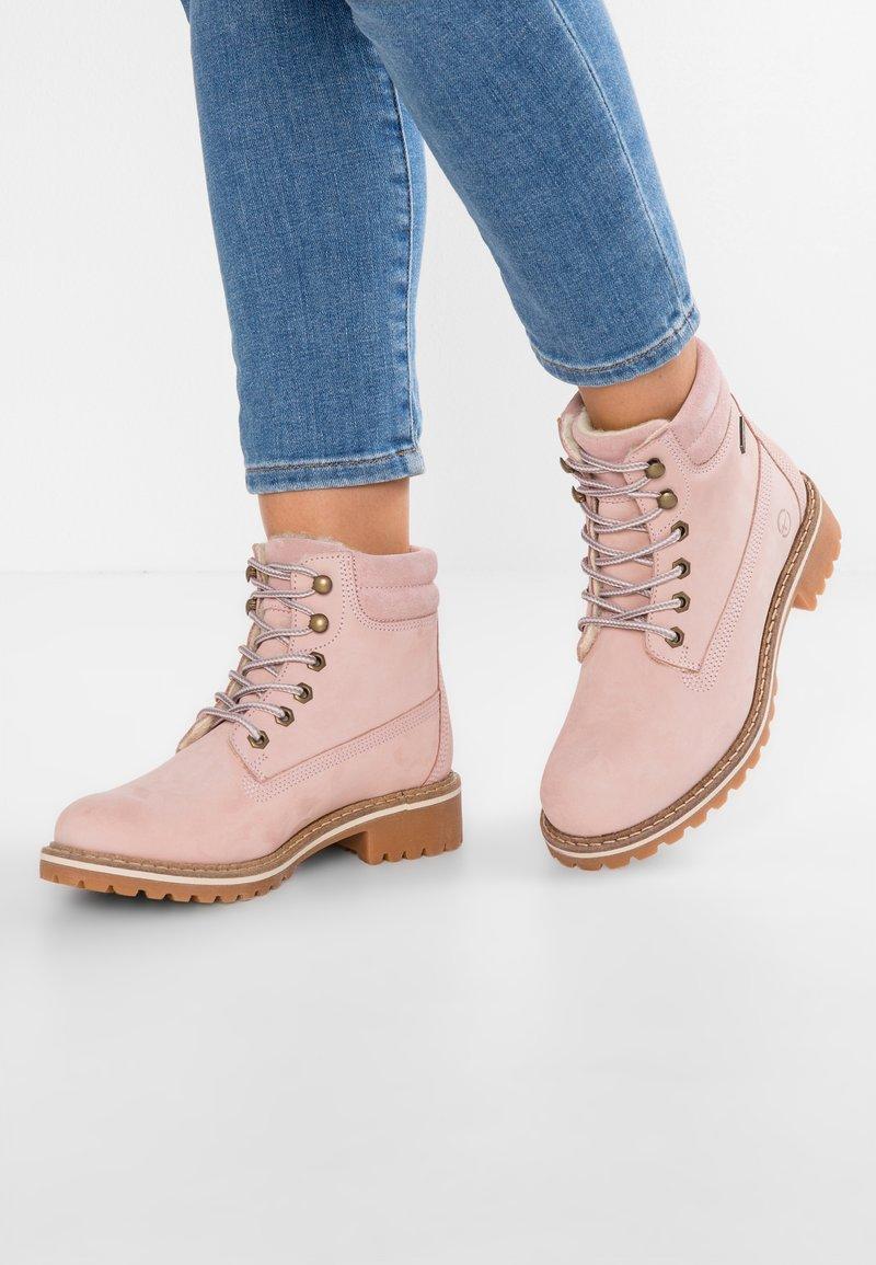 Tamaris - Snowboot/Winterstiefel - light pink