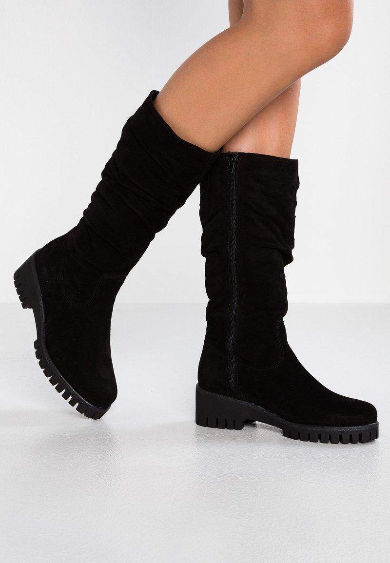Tamaris - Winter boots - black