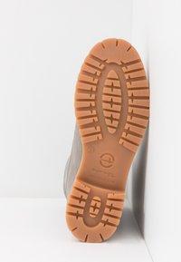 Tamaris - Boots - Bottines à lacets - light grey - 6
