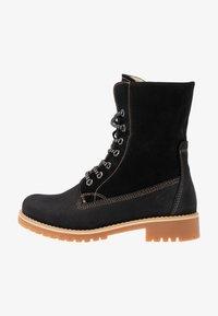 Tamaris - Boots - Snørestøvletter - black - 1