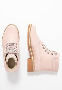 Tamaris - Lace-up ankle boots - light pink - 3