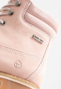 Tamaris - Lace-up ankle boots - light pink - 2