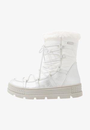 Vinterstøvler - white