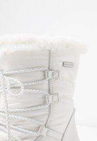 Tamaris - Snowboots  - white - 2